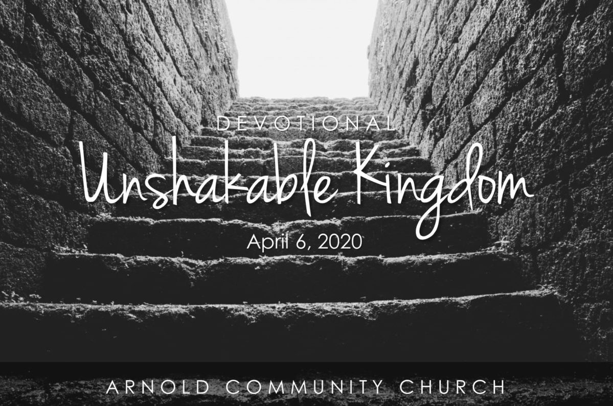 DEVO: Unshakable Kingdom