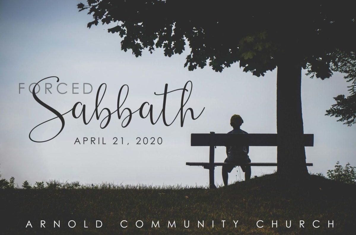 DEVO: Forced Sabbath