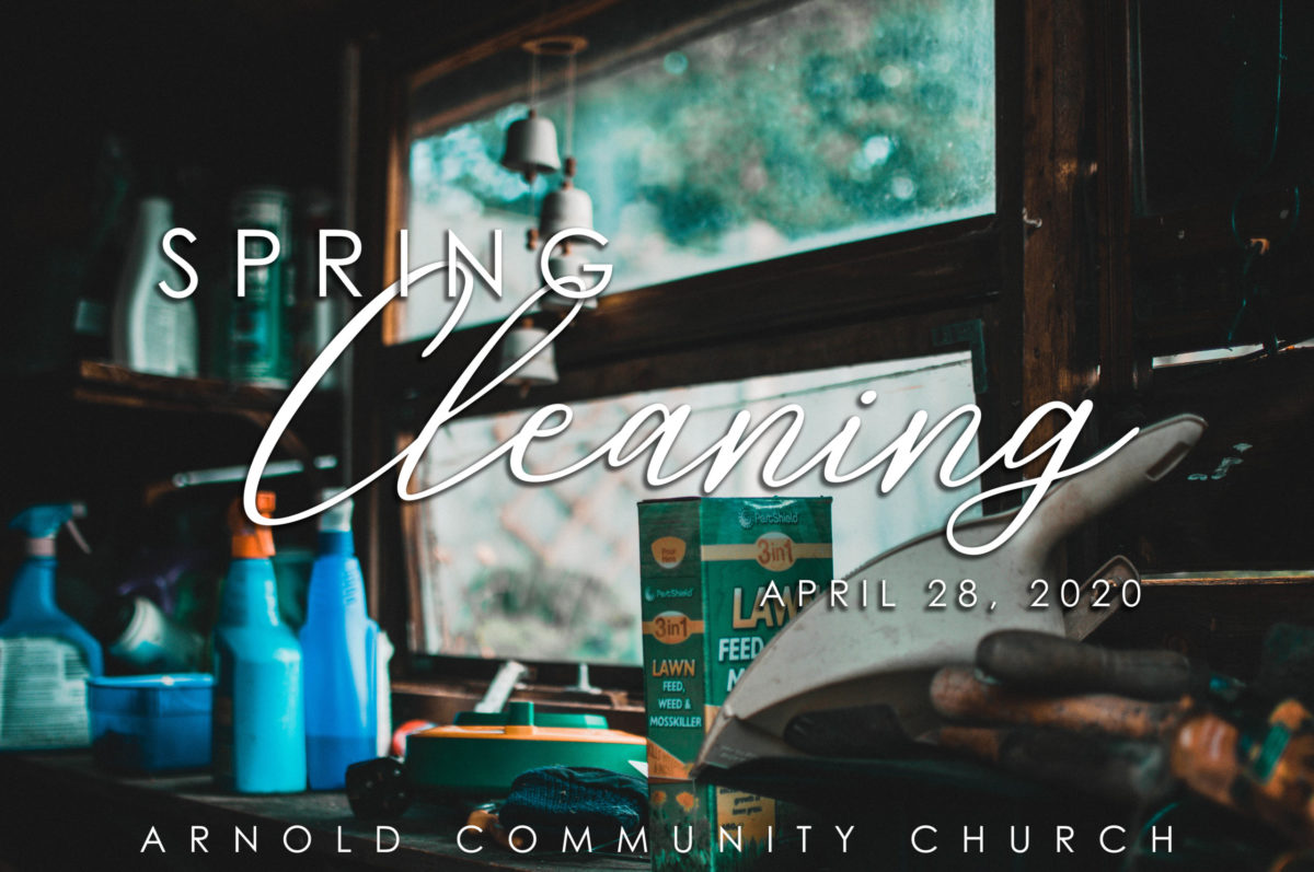 DEVO: Spring Cleaning