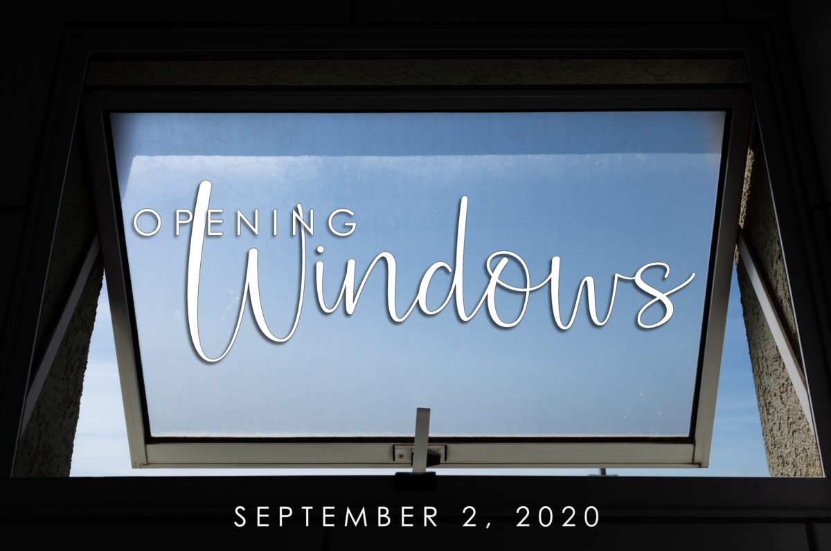 DEVO: Opening Windows