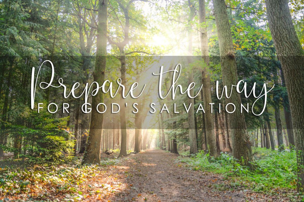 DEVO: Prepare the Way